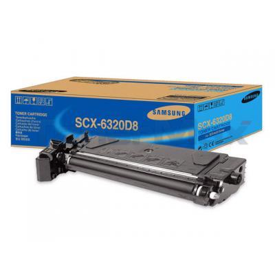 SAMSUNG SCX-6320 TONER CARTRIDGE BLACK